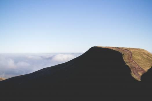 Mountain Landscape Volcano #96364