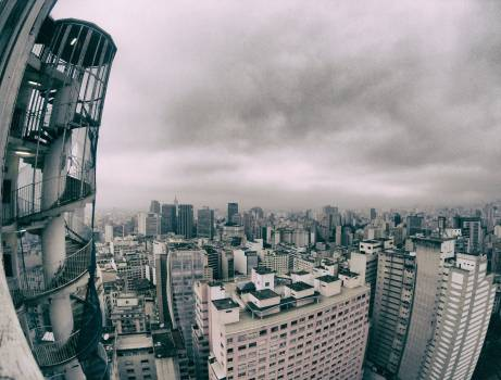 City Skyline Architecture #96437