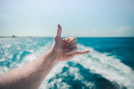 Water Floating Ocean Free Photo