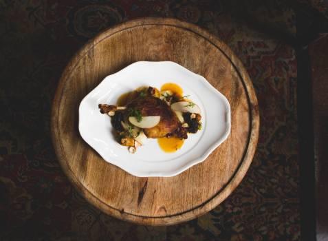 Food Plate Meal #96812