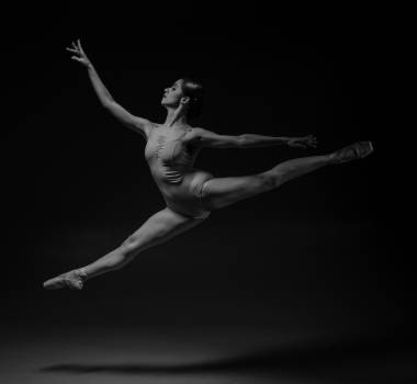 Gymnastics Ballet Exercise Free Photo