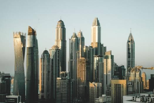 City Architecture Skyline #97629