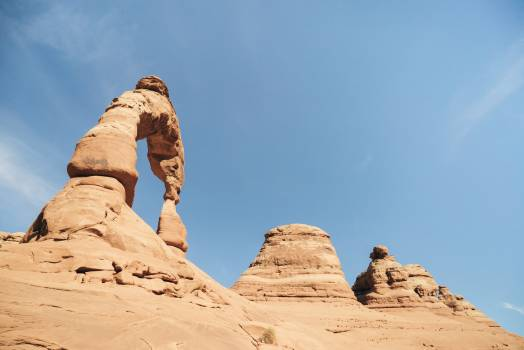 Pyramid Sandstone Ancient #98296