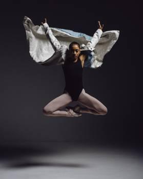 Gymnastics Ballet Dancer Free Photo