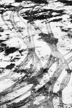Snow Mountain Winter #98538