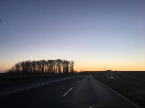 Asphalt Road Highway #99107