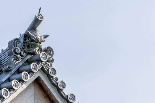 Ancient architecture asian autumn #99261