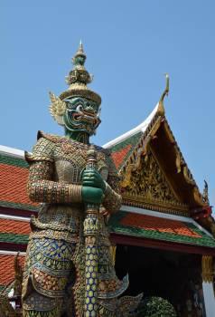 Bangkok of wat phra kaew temple thailand #99293