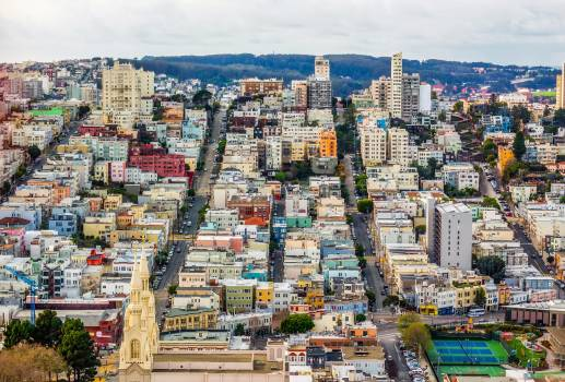 Architecture buildings california city #99335