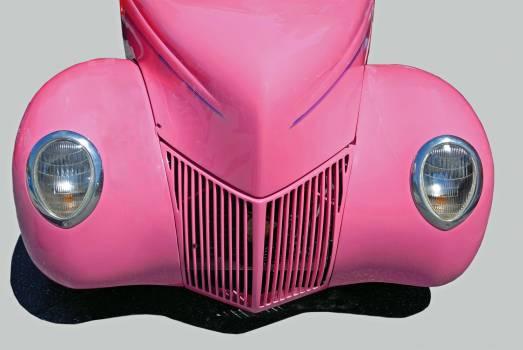 Antique auto automobile bumper #99373