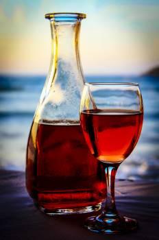 Alcohol alcoholic beverage carafe #99610