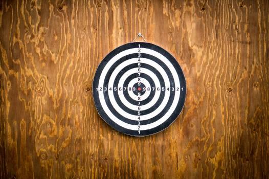 Arrow competition dart board darts #99731