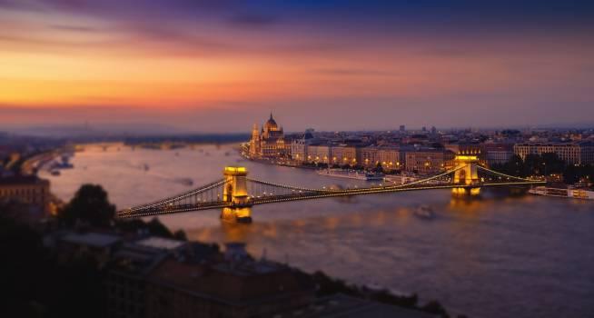 Architecture bridge buda budapest #99923