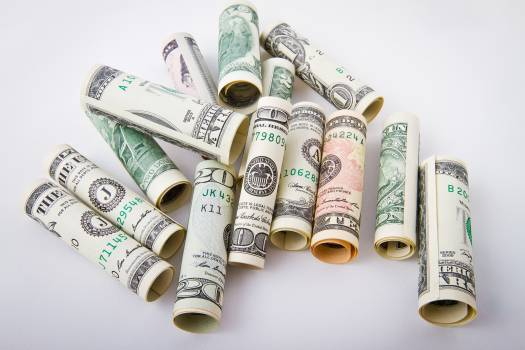 Bank bill business cash money Free Photo