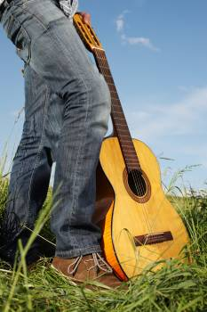Acoustic guitar classical classical guitar country Free Photo