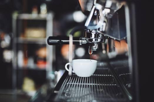 Coffee machine Free Photo