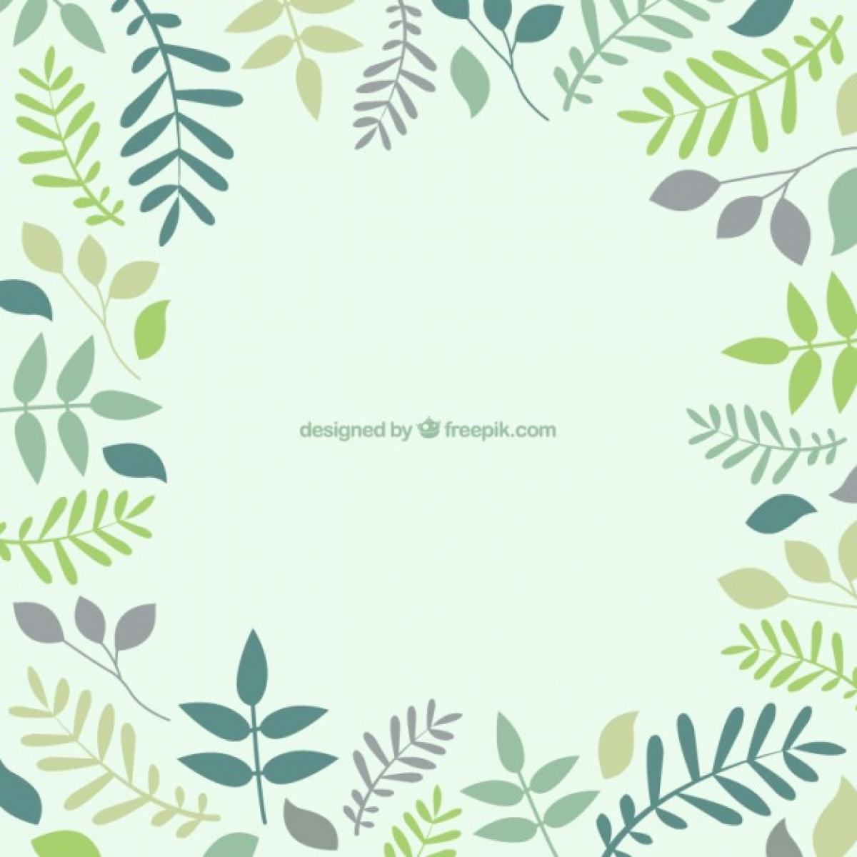 Pattern Floral Wallpaper