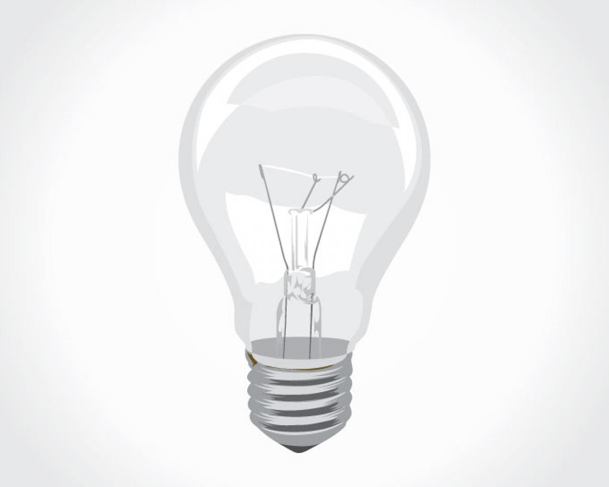 Looking glass Bulb Lamp
