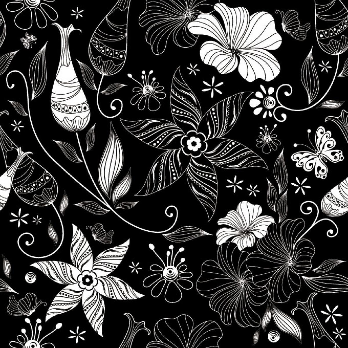 Floral Pattern Wallpaper #331656