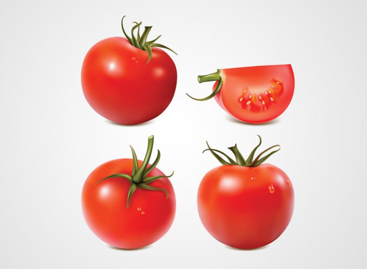 Label Vegetable Food