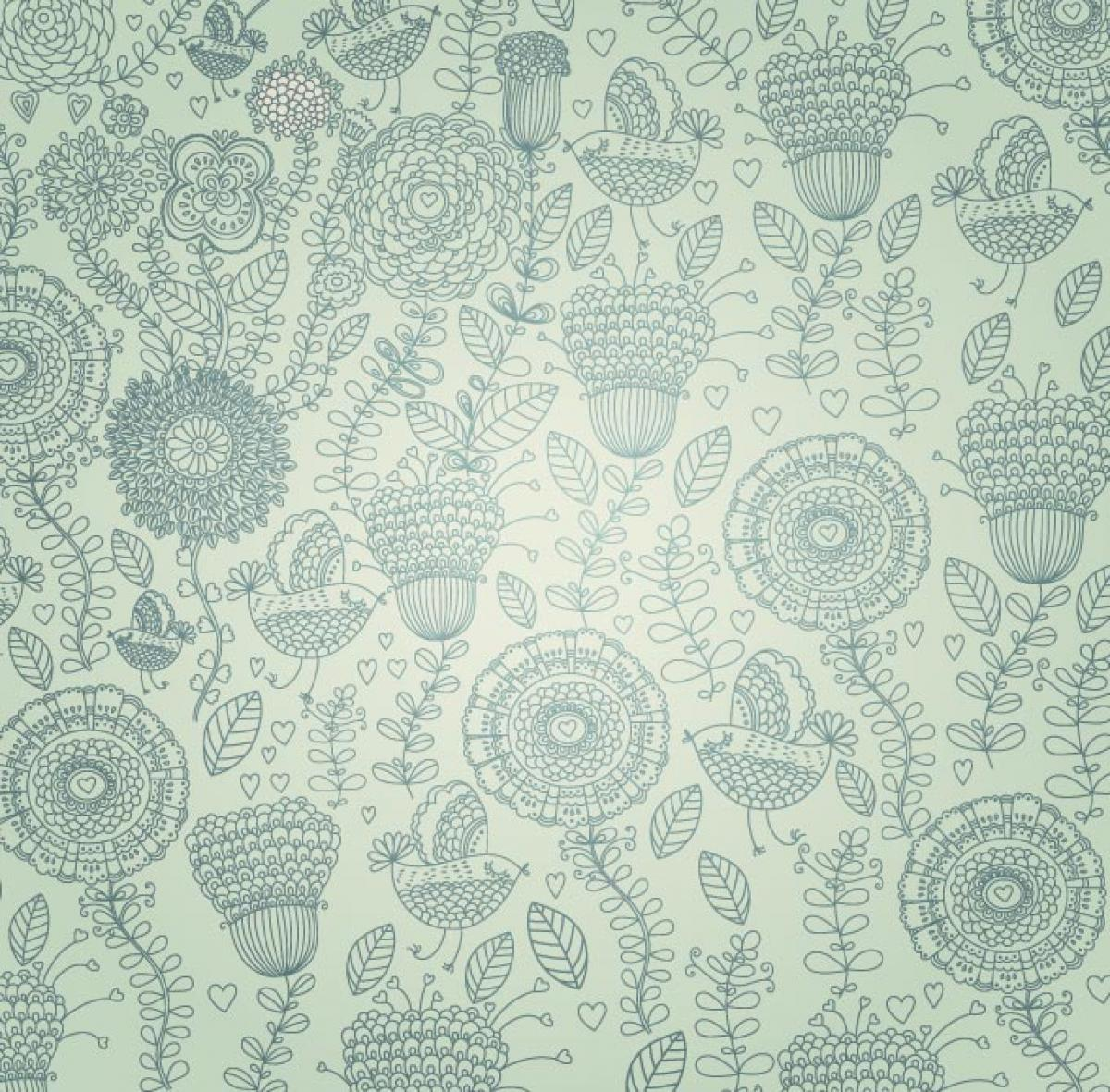 Seamless Fabric Pattern #331709