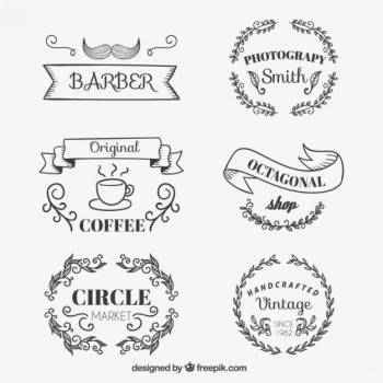 Set Design Label #330645