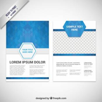 Template Banner Letterhead Free Photo