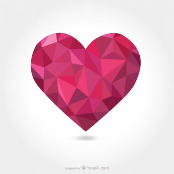 Gem Heart Symbol #330748