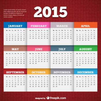 Calendar Design Month Free Photo