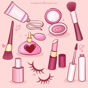 Rouge Set Beautician #330937