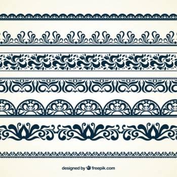 Arabesque Pattern Decoration Free Photo