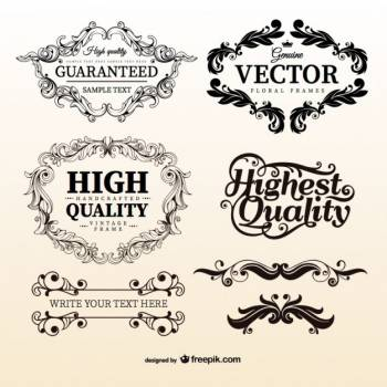 Heraldry Design Retro Free Photo