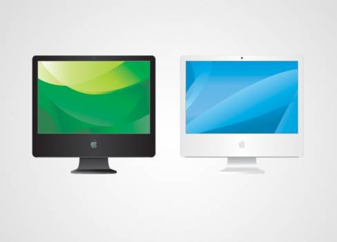 Monitor Screen Display #331369