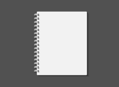Notebook Frame Blank Free Photo