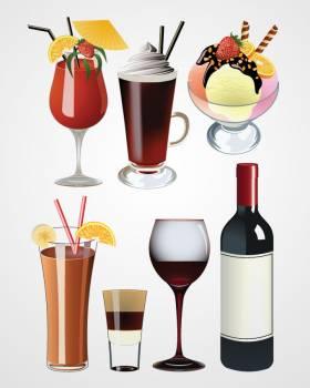 Wine Alcohol Bob #331447