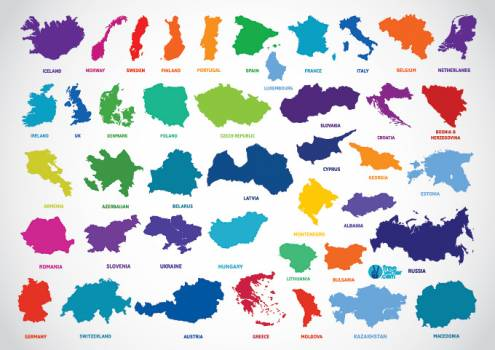Map Country Geography Free Photo