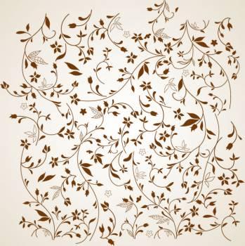 Floral Pattern Design #331506