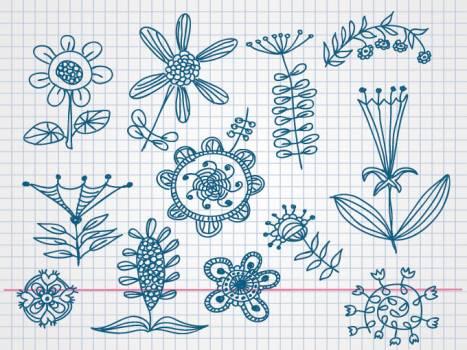 Design Pattern Floral #331551