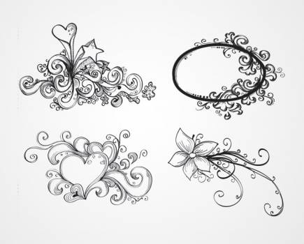 Floral Design Art #331553