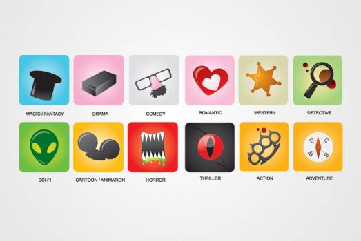 Icon Set Web #331587