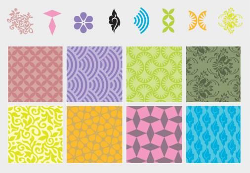Pattern Seamless Design #331608