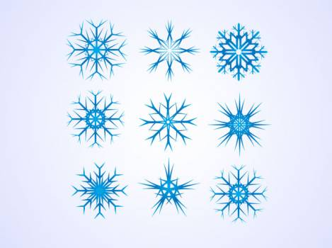 Ice Crystal Solid #331662