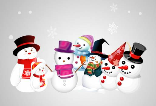 Snowman Figure Cartoon #331664