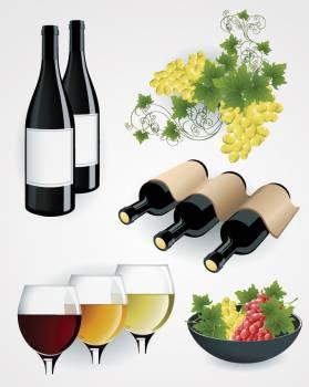 Label Wine Bottle #331723