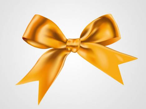 Silk Ribbon Bow #331729